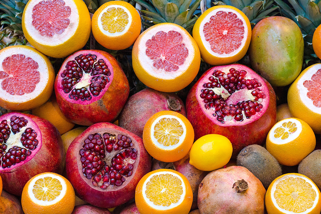 Patarimai vaisiams vartoti