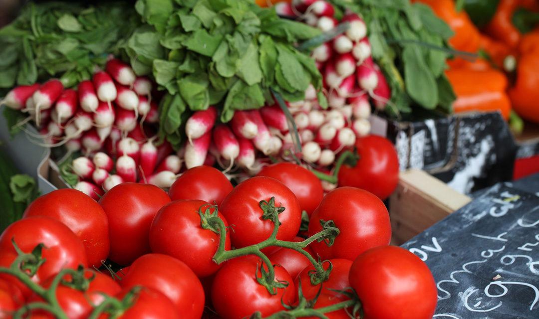 Daržovių svarba mitybai
