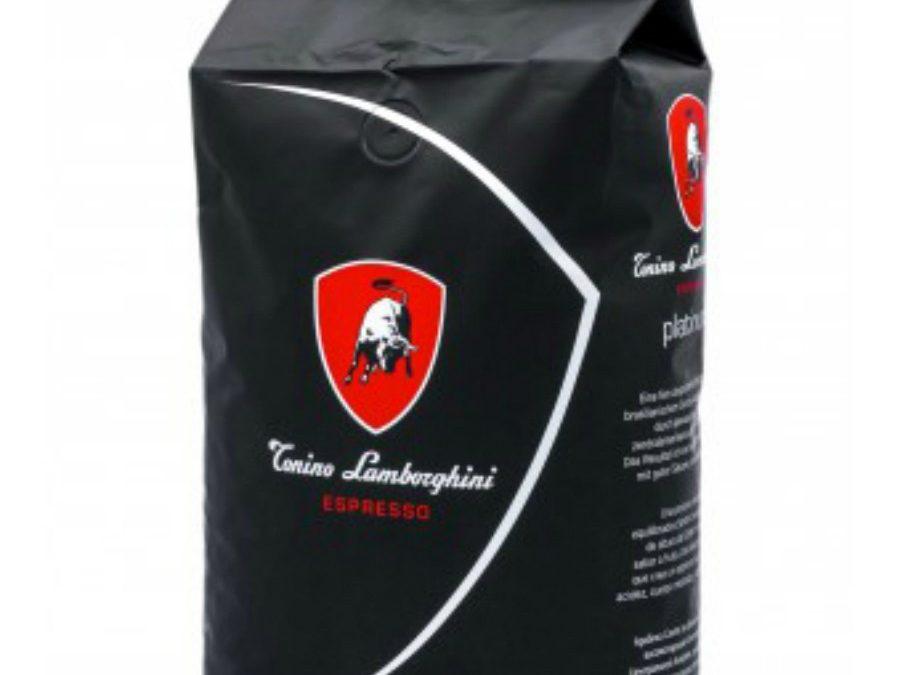 "Kavos pupelės Tonino Lamborghini ""Platinum"""